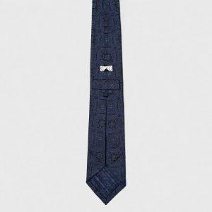 Blue medallion luxury hand made silk necktie eshop μπλε πολυτελή χειροποίητες μεταξωτές γραβάτες