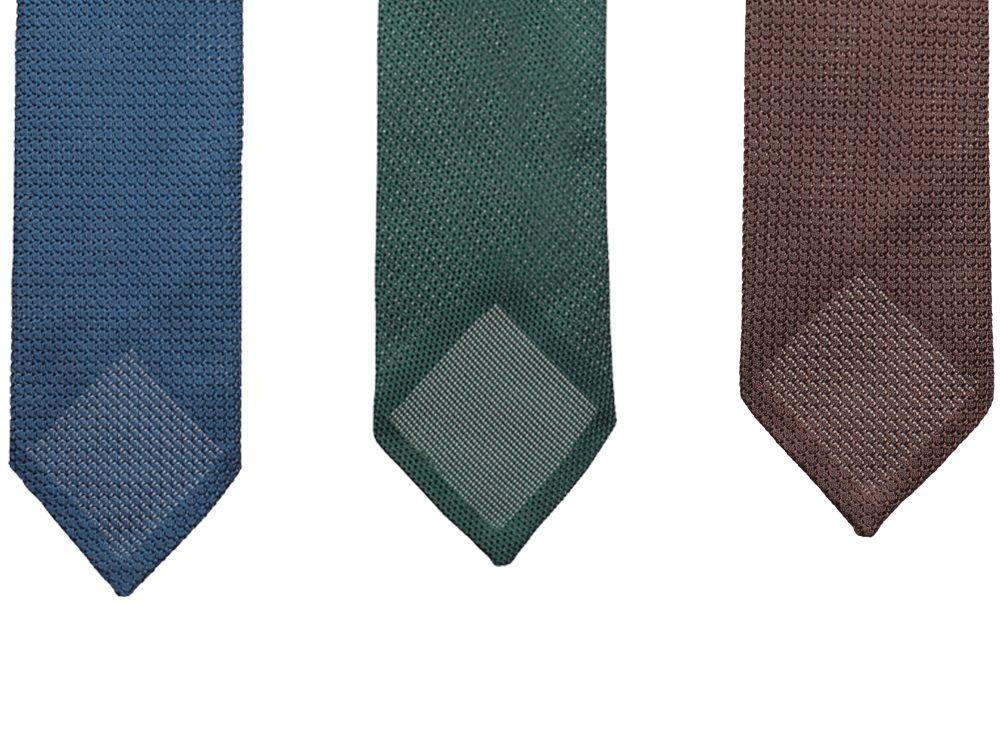 grenadine tie, grenadine ties, γραβάτα