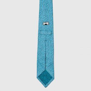 light Blue turquoise polka dot limited edition luxury handmade silk 7 fold necktie shop online τουρκουάζ μεταξωτή χειροποίητη γραβάτα περιορισμένης παράγωγης