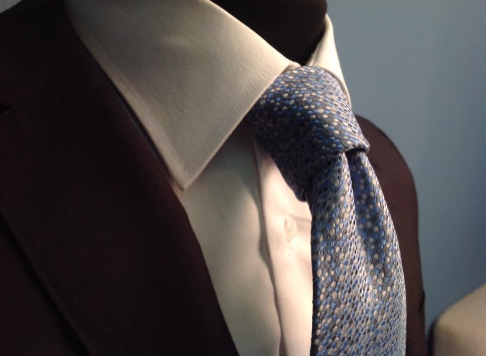 necktie photo shooting