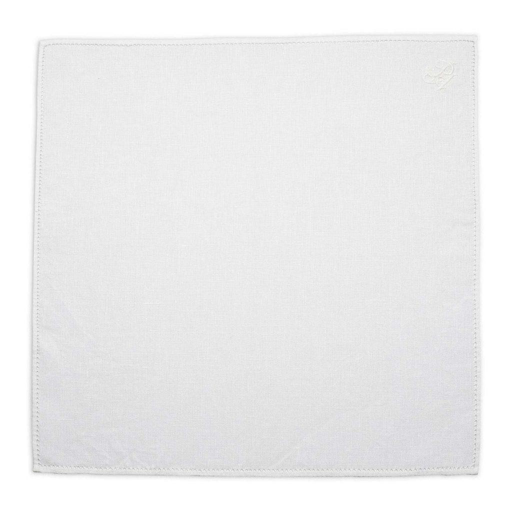 c57e286134a9 Personalized Linen Pocket Square