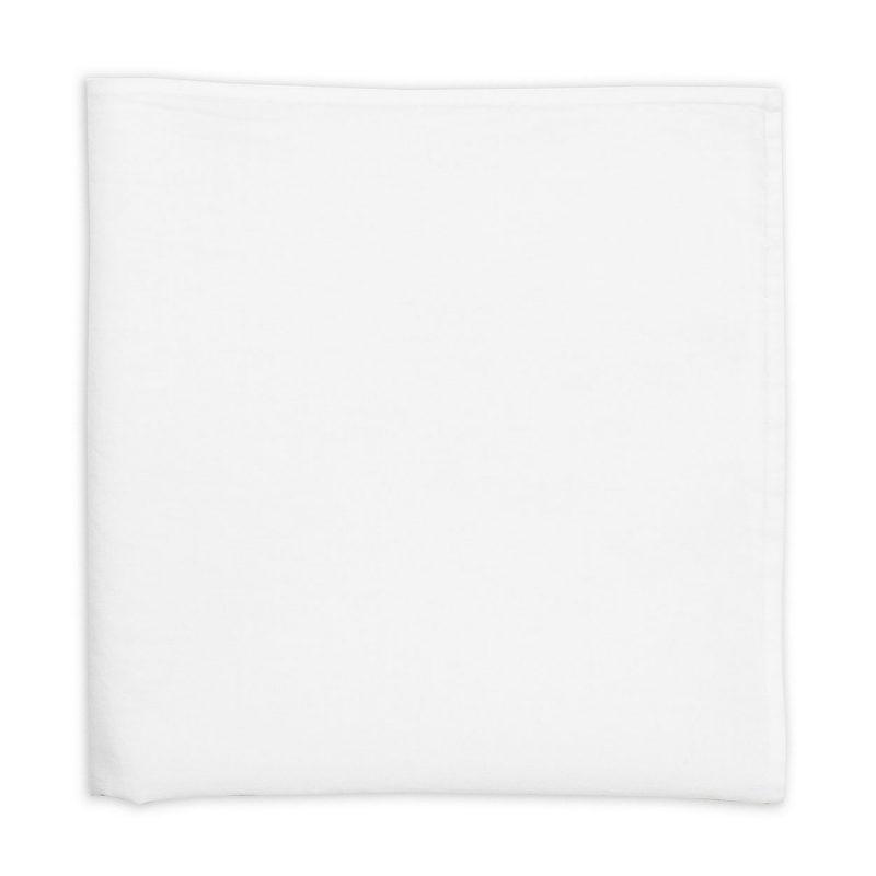 Handrolled Linen Pocket Square