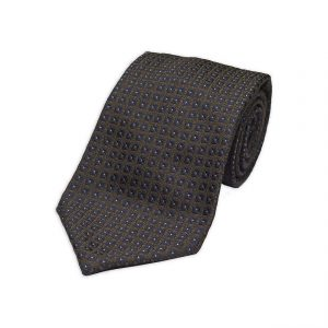 green-silk-tie