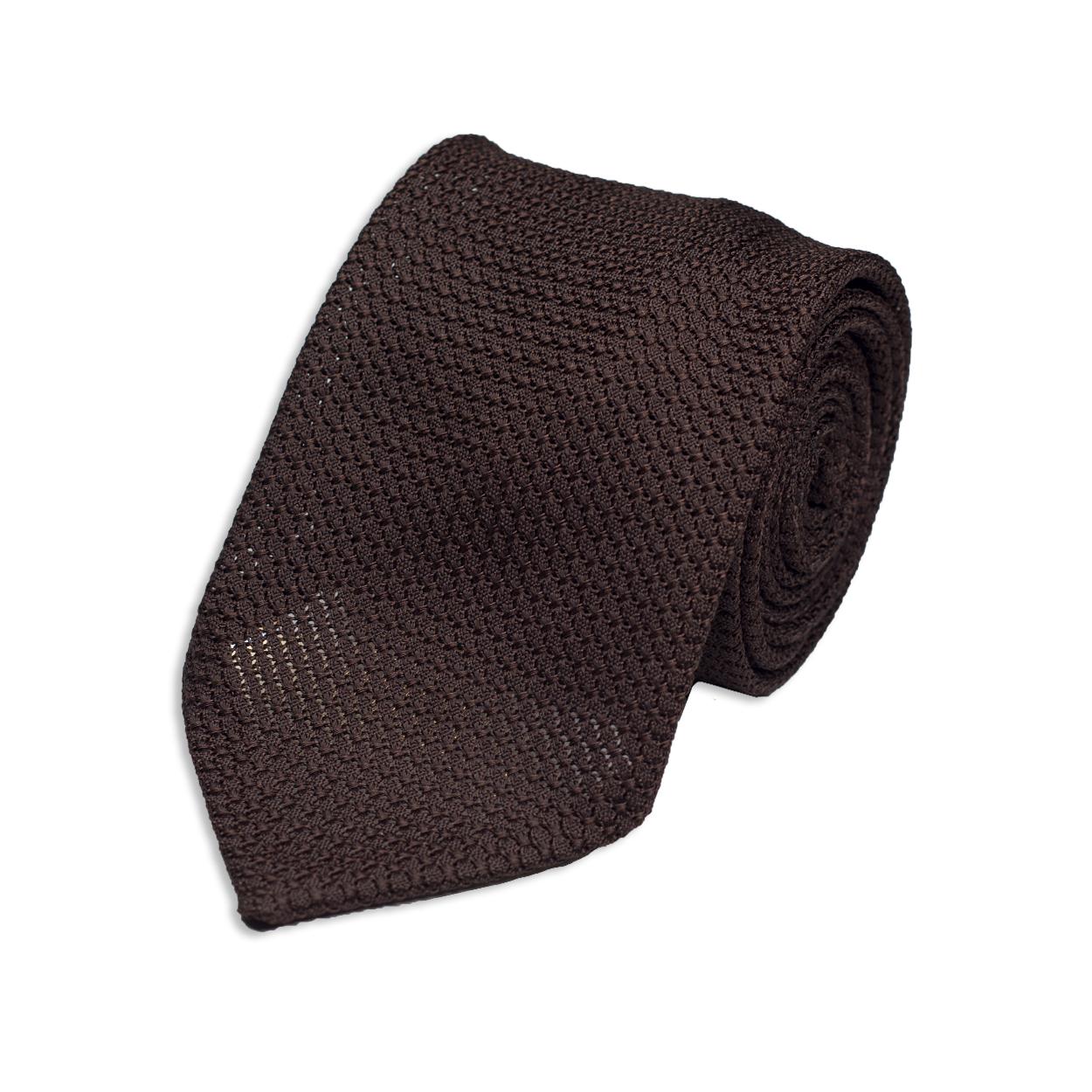 Καφέ γραβάτα Garza