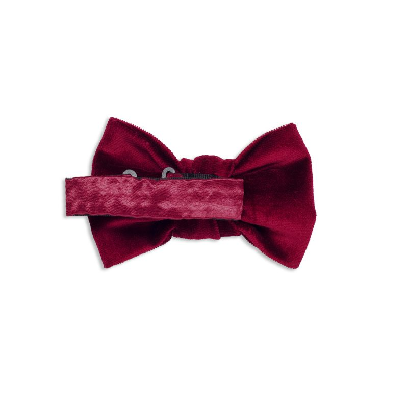 Red Velvet Bow Tie