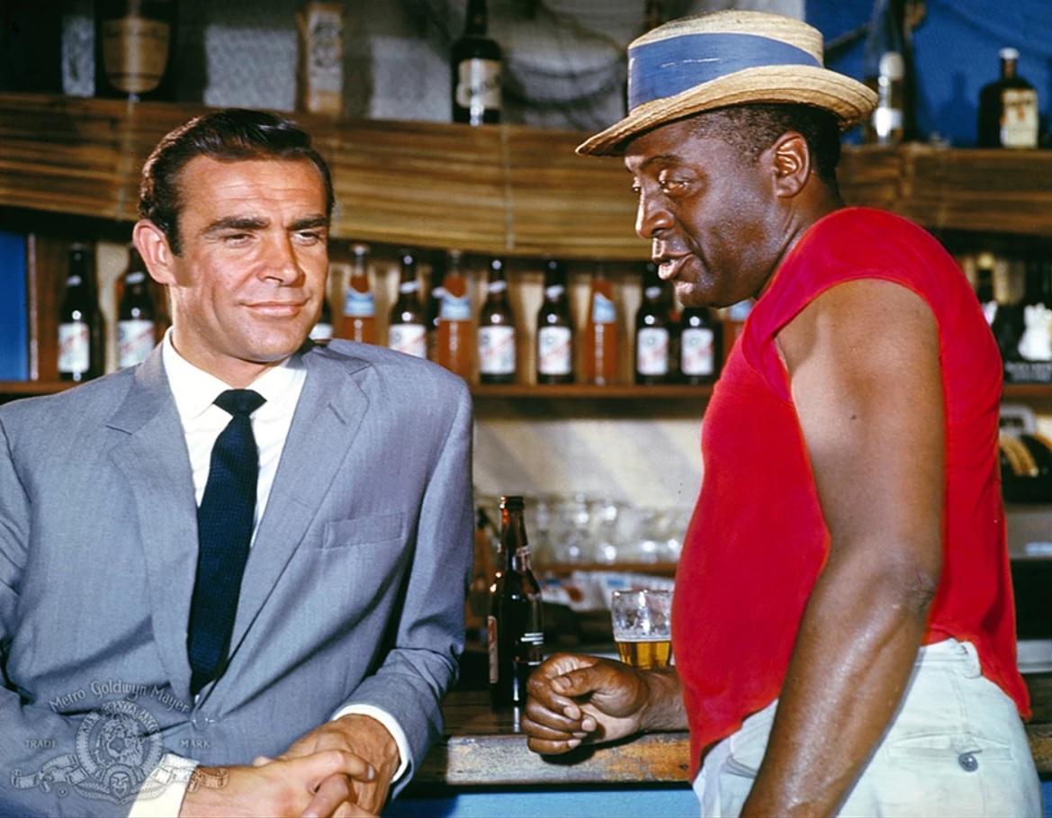 Η Garza γραβάτα του James Bond