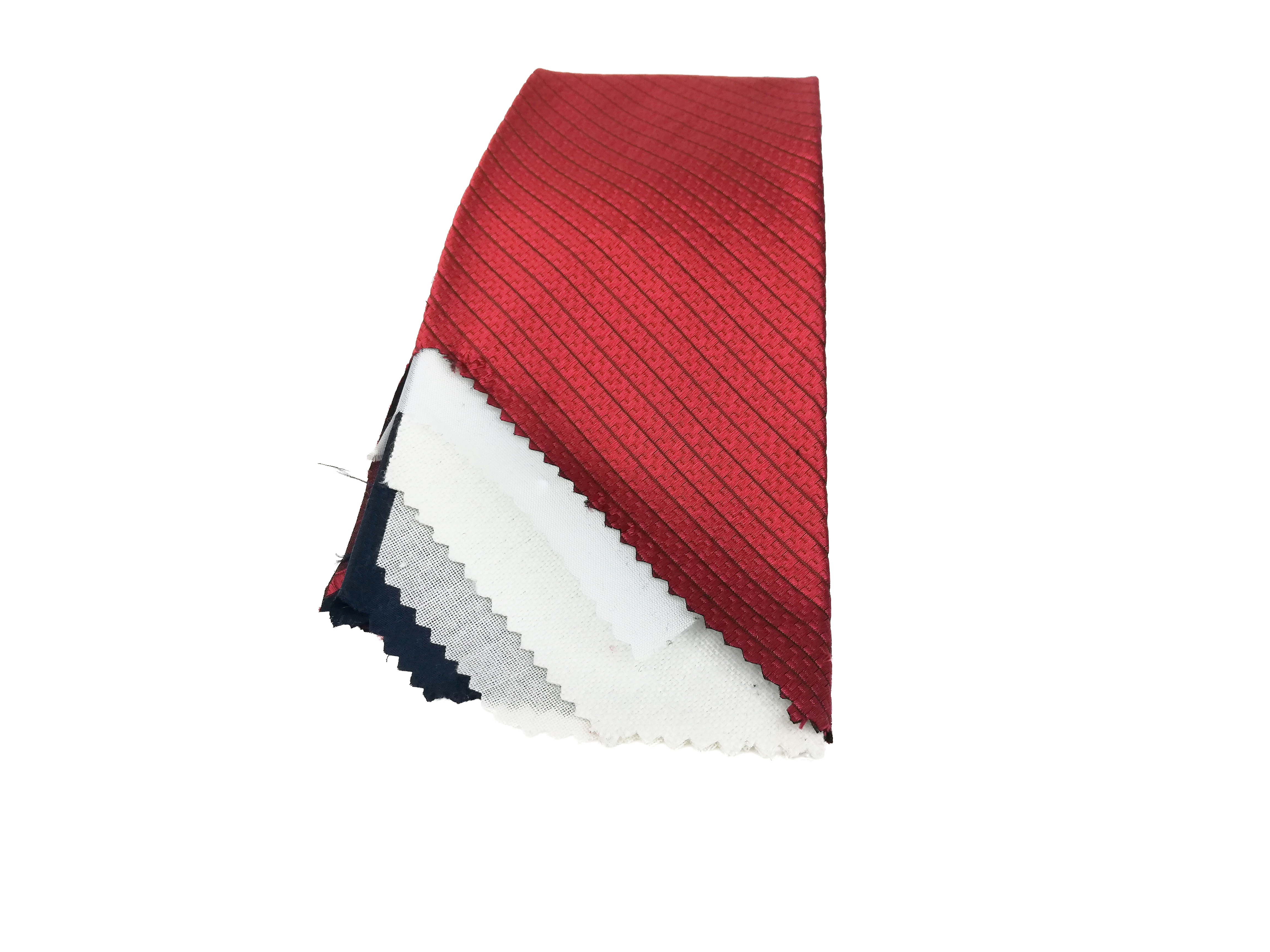 unlined ties v factory ties