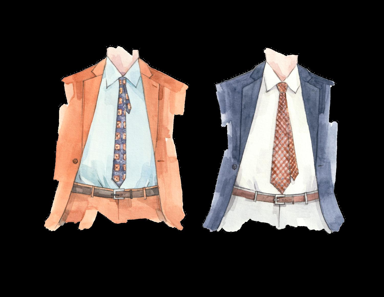 tall bespoke ties